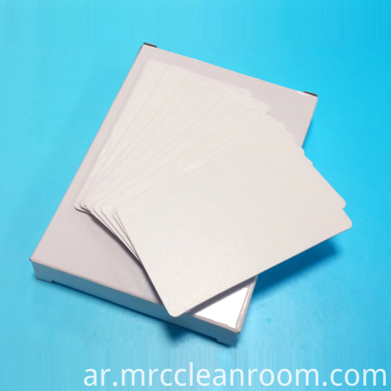 Re Transfer Adhesive Cleaning Sleeves