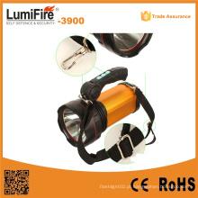 3900 Portable Searchlight USB Mobile Alimentação Outdoor Escalada Caça Iluminação