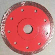 Disco abrasivo de imprensa quente sinterizado Disco de diamante ultra fino