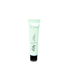 tube de crème vide simple couche, tube de crème de testeur, scellant de tube cosmétique