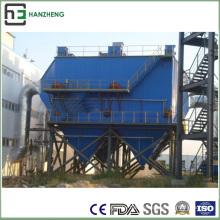 Wide Space of Top Elektrostatische Collector-Metallurgie Produktionslinie Luftstrom Behandlung