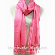 lenço árabe muçulmano barato liso do estilo