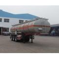 10.6m Tri-axle Corrosive Liquid Transport Semi Trailer