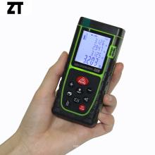 Medidor de distancia láser digital de 60 m USB