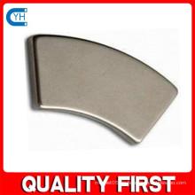 Hecho en China Fabricante y fábrica $ Proveedor Imán del neodimio del segmento del arco de alta calidad