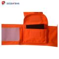 Alta calidad venta caliente nueva serie intermitente chaleco de seguridad led