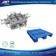 Moldeo por inyección de paletas de inyección de plástico de China