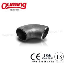A234 Wpb Углеродистое стальное стыковочное сварочное колено