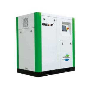 45kw Water Lubricating Oil Free Screw Air Compressor