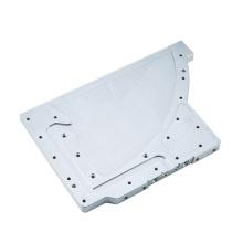 Части алюминиевой плиты CNC подгонянные OEM подвергая механической обработке