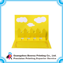 special design custom printing birthday cards wholesale