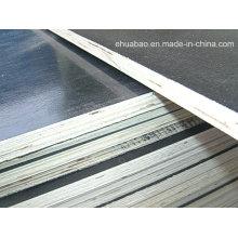 O filme enfrentou a madeira compensada usada para o tamanho da construção 18mm * 1220 * 2440