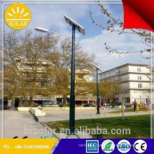 formato de cotação para luz de rua solar com painéis fotovoltaicos