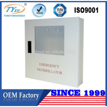 For Defibtech Lifeline AED Defibrillator Storage Wall Cabinet