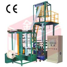 CE Certified Ziplock saco filme soprando máquina