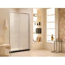 Simple estilo de baño de ducha corredera pantallas (B13)