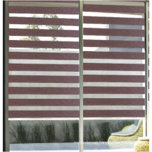 Zebra Roller Blind Hot Sales Day and Night Curtain Fabric