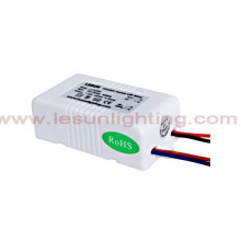 UL/CE/RoHS 3-8X1w Constant Current LED Driver/Power Supply LC9354
