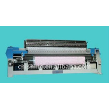 Quilting and embroidery quilting machine