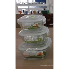 Tempering Glass Glass Bowl Bom Preço Kb-Hn07693