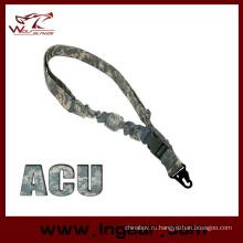 ACU камуфляж тактические банджи один пистолет одной точки винтовки слинг
