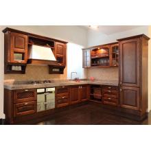 Haverford Shaker (Java) Solid Wood Kitchen Cabient