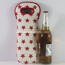 Newest Design Waterproof Neoprene Wine Bottle Coolers