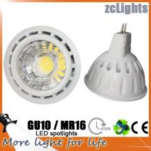 LED GU10 MR16 Spot 6W CRI> Projecteur LED 80 (MR16-A6)