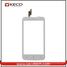 """4.5"""" inch Mobile Phone IPS Capacitive Touchscreen Glass Digitizer Panel Replacement For Lenovo A516 White"""