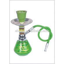 Gute Qualität günstig Mini Shisha Mini Shisha Wasser Rauchen Rohr portable Mini Wasserpfeife Shisha