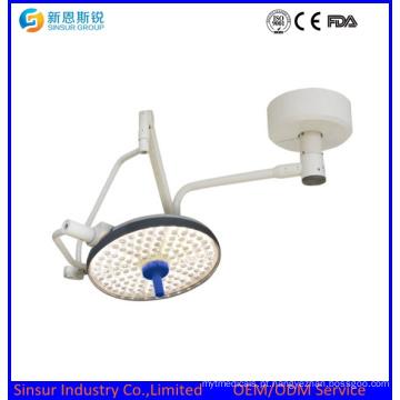 China qualificado um tipo de teto principal LED Shadowless lâmpadas de operação