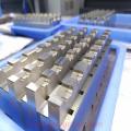 Verarbeitung von Kunststoffform-Toreinsätzen in Sonderform