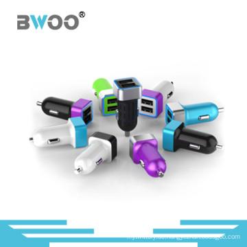 Beliebtes Mix Color Dual USB Autoladegerät