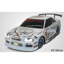 VRx гоночных X-Рейнджер EBD электрические дрейф версия автомобиля, белый, 1/10 шкала