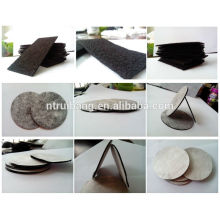 fabricação de ar condicionado tecido de algodão carbono ativado