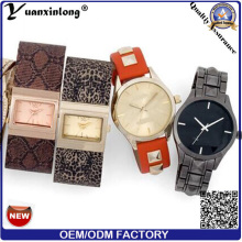 YXL-178 моды роскошь квадратных смотреть женщин наручные часы Vogue Elgant кварцевые наручные часы Мода рекламных OEM часы