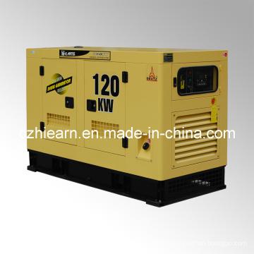 Water-Cooled Diesel Generator Set Silent Canopy (GF2-120KW)