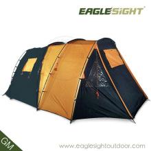 China OEM Großes Zelt für Spaß Orange Zelt Familie