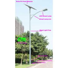WPSRR-8902 3~15m Municipal Road Hot DIP Galvanized Steet Light Pole style