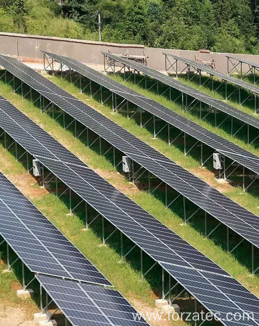 5MW solar power system