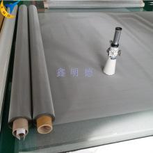 Treillis métallique tissé serti en acier inoxydable 304