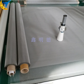304 stainless steel crimped woven wire mesh