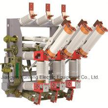 Fuente de alimentación fusible combinación Hv Load Breaker Switch-Fzrn21-12D / T125-31.5