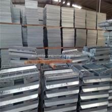 G255/30/100 Galvanized Steel Bar Grid Stairway