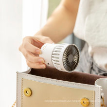 Rechargeable Battery Powered Portable Air Cooler Pedestal Small Hand USB Mini Fan