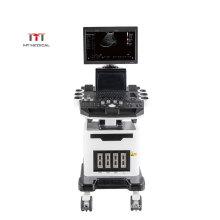 China Medical Portable 4D Color Doppler Diagnostic Scanner Ultrasound Machine Doppler For Pregnancy
