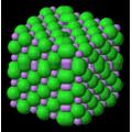 chlorure de lithium et précipité de nitrate d'argent
