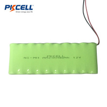 Bateria recarregável 2000mah de 12V AA NIMH