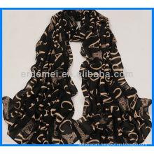 Cheap satin fashionable tribal scarf company
