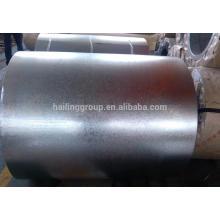 Bobina de acero galvanizada en caliente